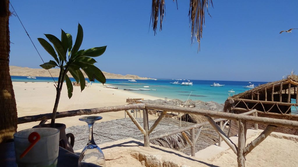 Snorkeltur til Mahmya