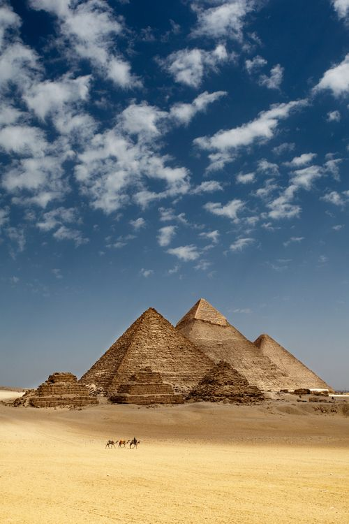 Day Trip to Cairo & Giza Pyramids by Flight