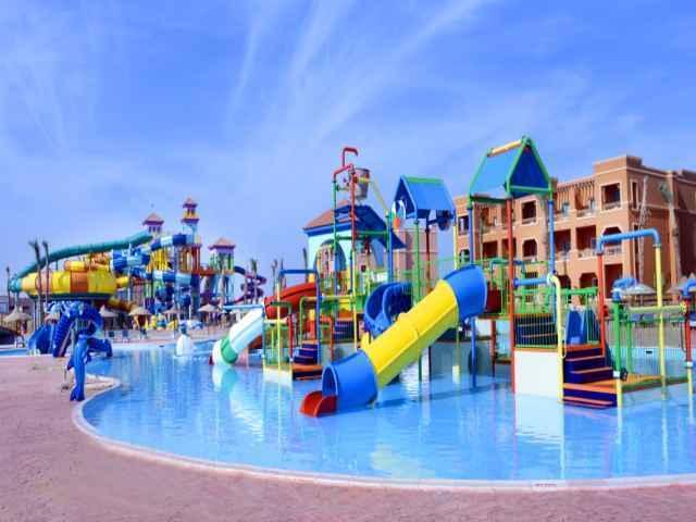 Aqua Park Sharm El Sheikh Enjoy The Water Games Adventure