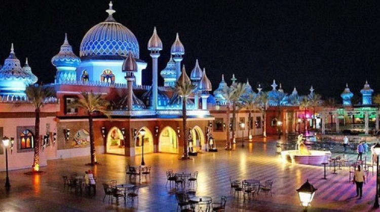 Шоу «1001ночь» в Хургаде