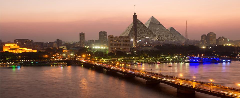 Двухдневная экскурсия в Каир и Александрию на самолёте