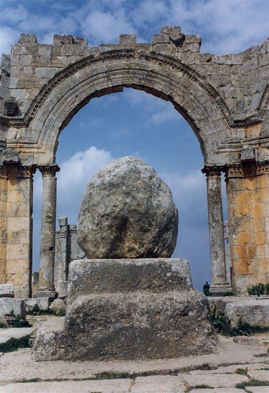 მოგზაურობა წმ.სიმეონეს ტაძარში