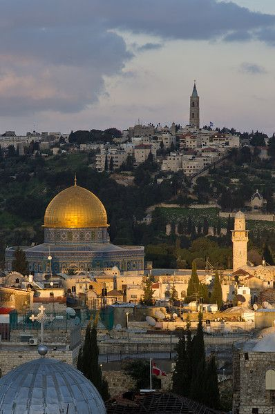 Day tour to Jerusalem by flight/ bus