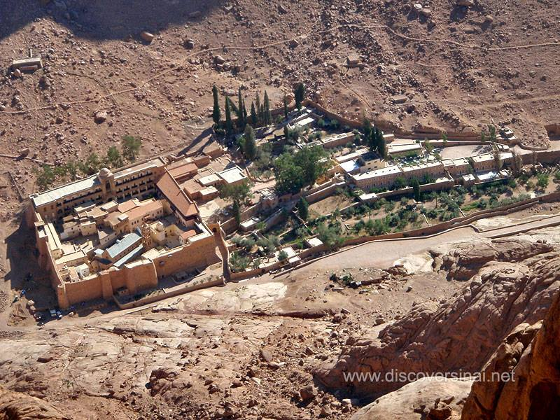 Two Days Trip to Sinai with St. Catherine's Monastery and the Colored Canyon