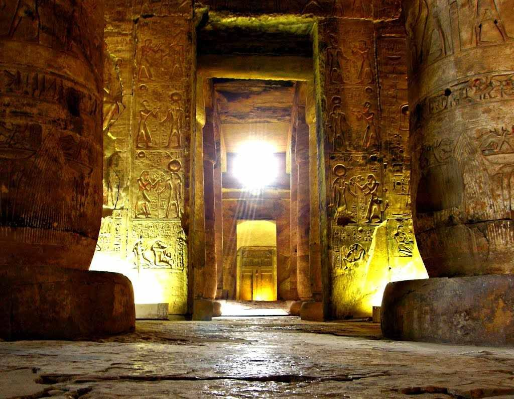 One Day Trip to Abydos and Dendera