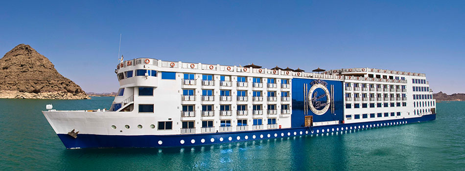 MS African Dreams 5 Stars Lake Cruise ship