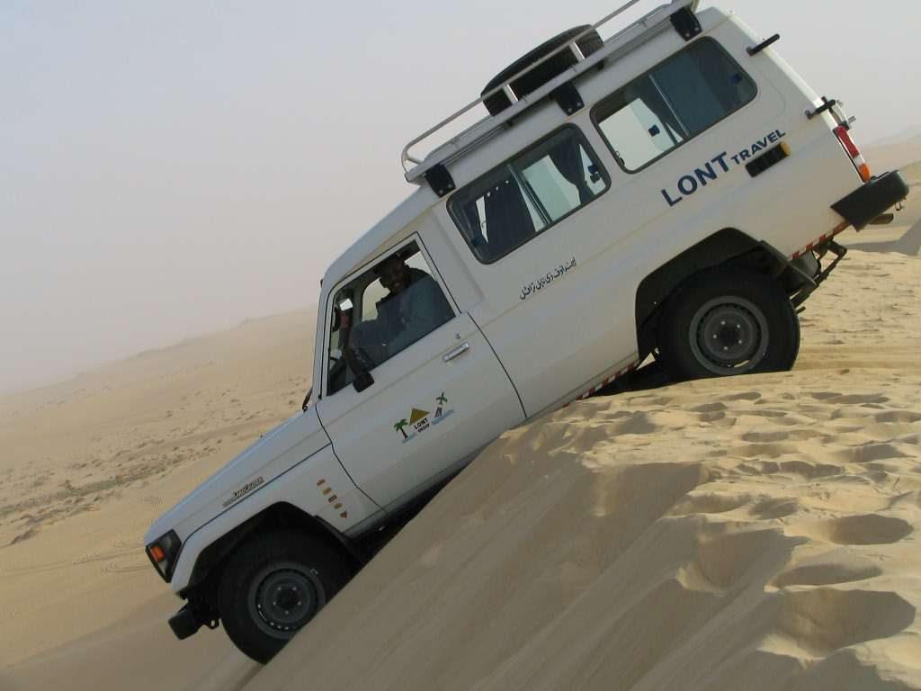 2 Días de Safari en Jeep por el desierto del Sinaí
