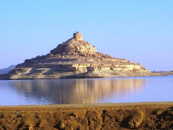 11-ти дневный тур Через Западную пустыню через Гилф Кебир тур I