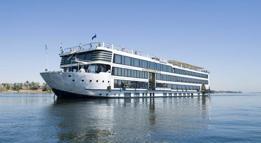 Al Hambra 5 stars Nile Cruise ship