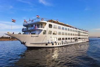 Al Hambra 5 stars Barco Crucero por el Nilo
