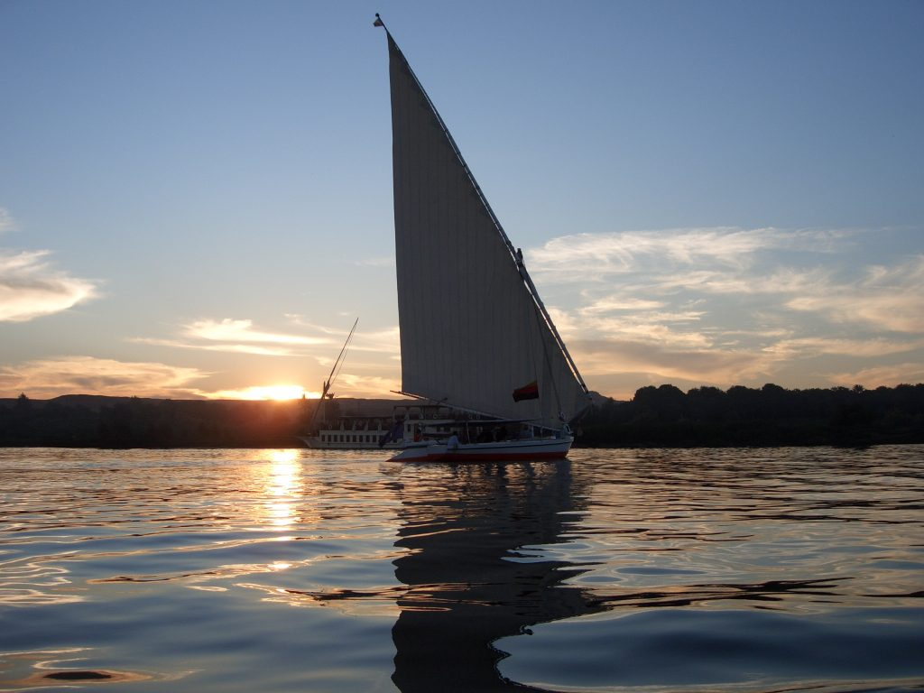 White Rose Felucca Nile Cruise Ship