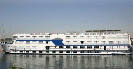 M/S Solitaire 5 Stars Nile Cruise Ship