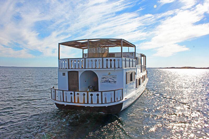 Zekryaat 5 Stars Dahabeya Nile Cruise ship