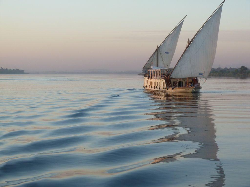 The Orient 5 Stars Dahabeya Nile Cruise ship