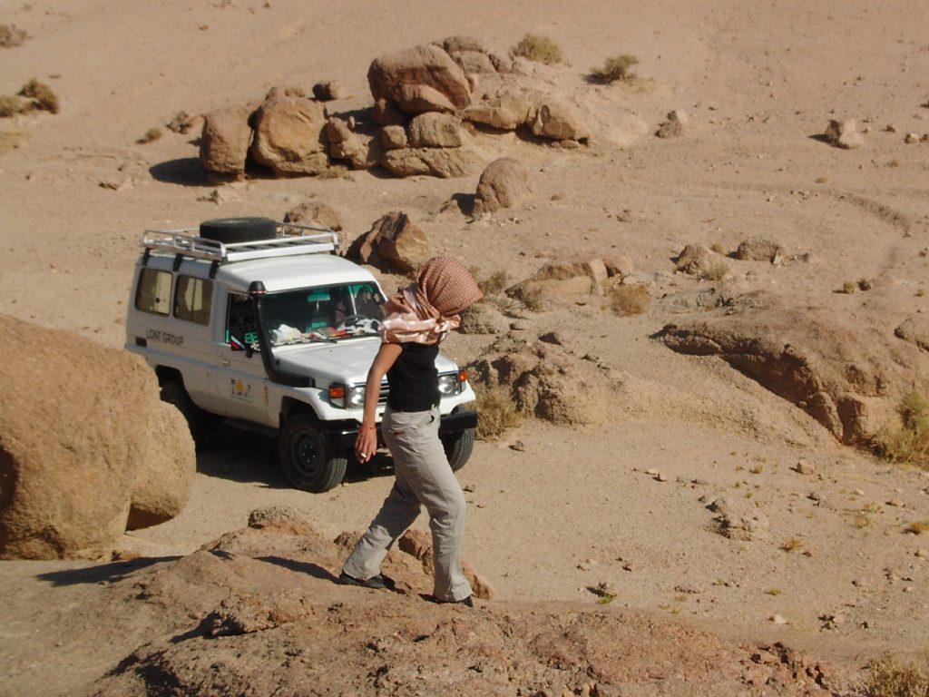 4-х дневное джип сафари и сафари на верблюде по Синаю