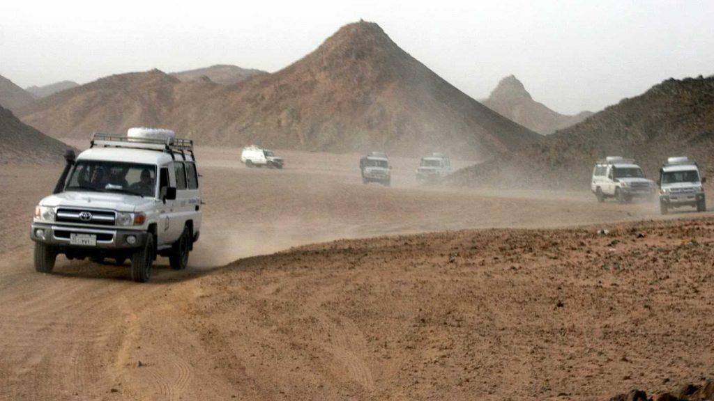 3 Días de Safari en Jeep y Trekking