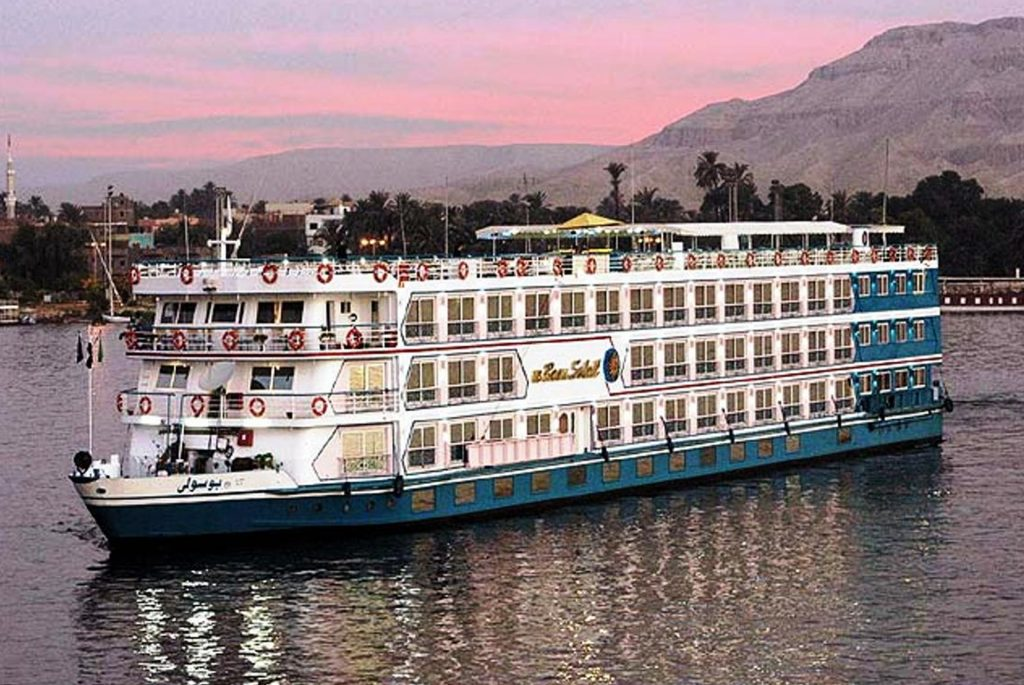 MS Beau Soleil 5 stars Nile Cruise ship