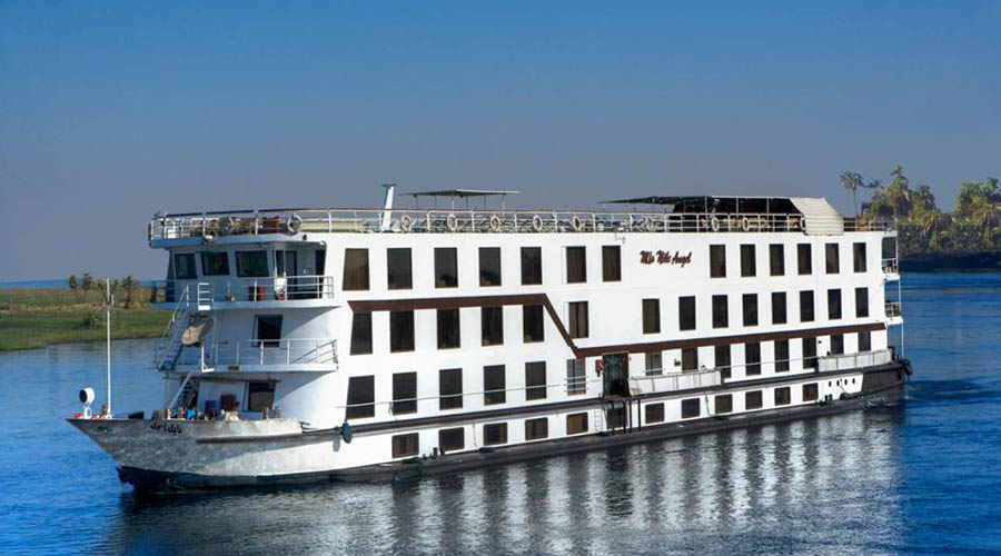 M/s Nile Angel 5 Stars Nile Cruise