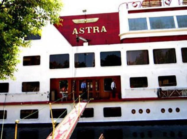 Astra 5 stars Barco Crucero por el Nilo