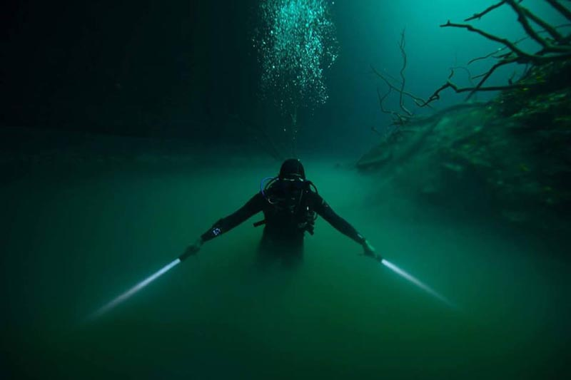Night Diver Specialty Course