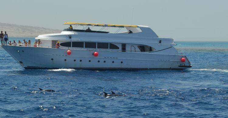 Nautilus Pearl Catamaran HRG Trip