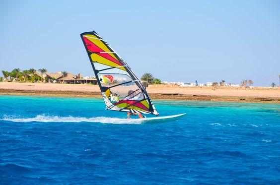 Sharm El Sheikh Surfing Adventure