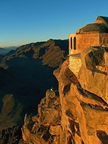Overnight Moses Mount & St. Catherine Monastery
