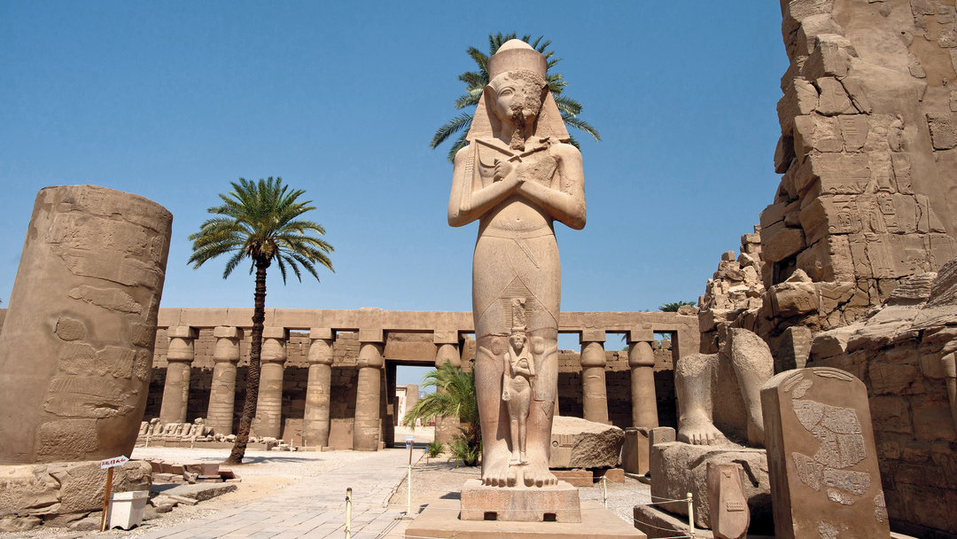 Two Days Trip to Luxor by plane