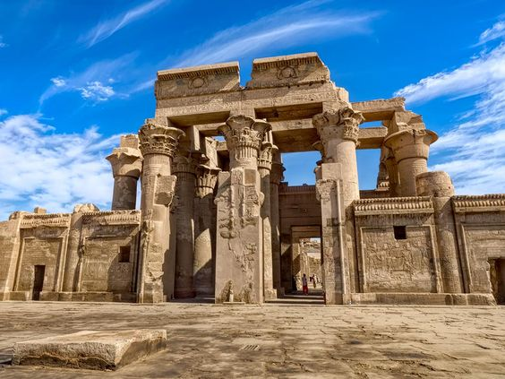 One Day Trip to Kom Ombo and Edfu from Luxor
