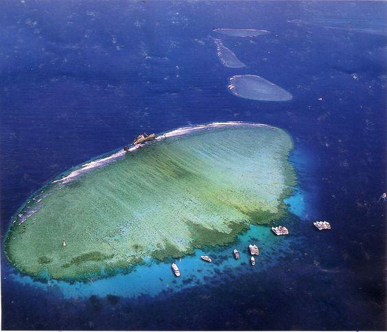 Boat Trip to Tiran Island