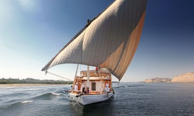 Nile Wind Felucca Nile Cruise Ship