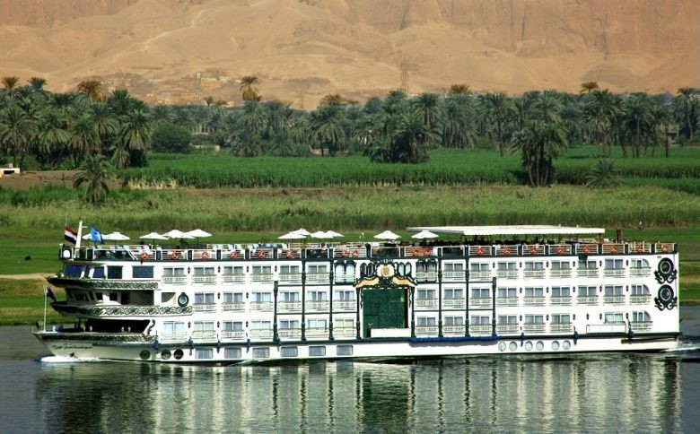 Sonesta St George I 5 Stars Nile Cruise ship