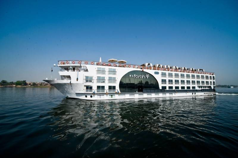 Farah 5 stars Nile Cruise ship