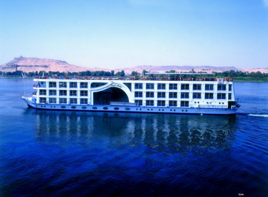 Royal Princess 5 Stars Ultra Luxury Nile Cruise ship