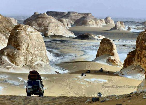 10 giorni di trekking tour nel Deserto Occidentale
