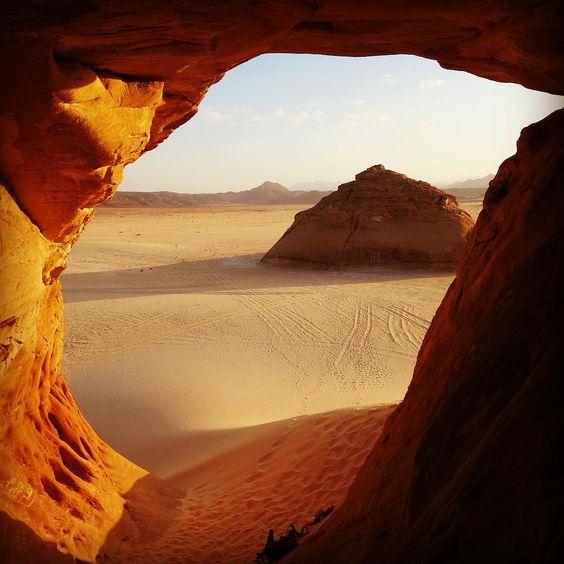 6 Days Sinai Camel Safari