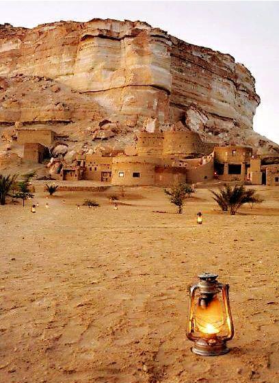 15-ти дневный тур Через Западную пустыню через Гилф Кебир тур III