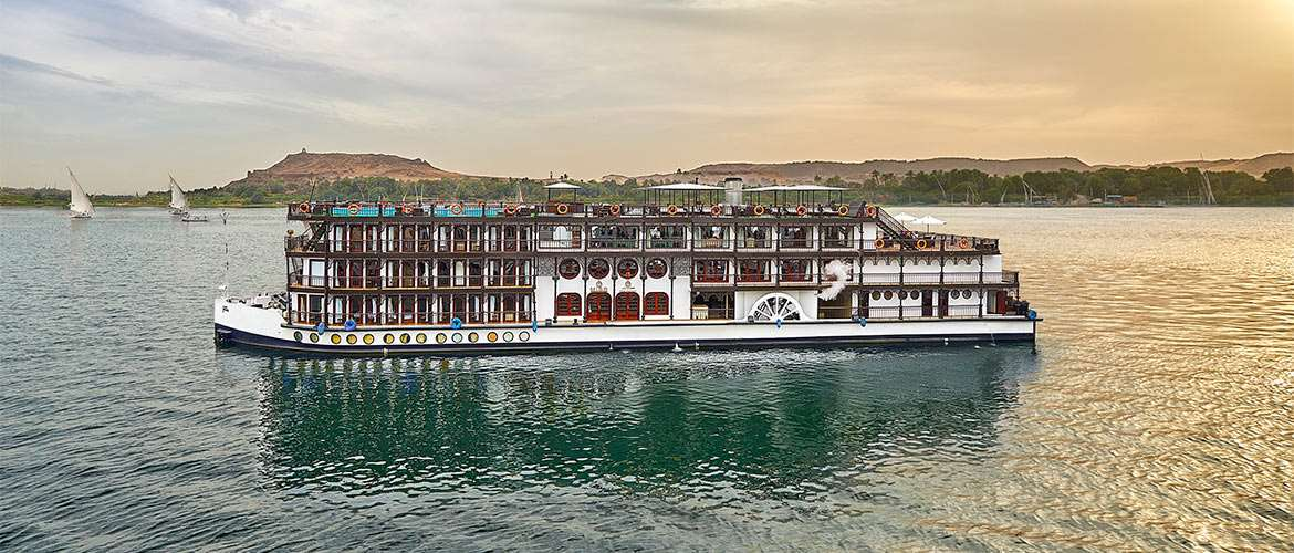 Misr 5 stars Nile Cruise ship