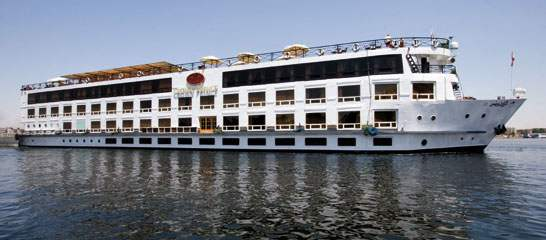 Crown Prince 5 stars Nile Cruise ship
