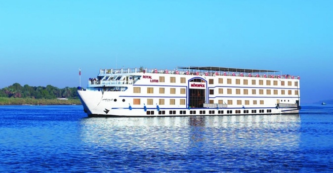 Sun Ray 5 Stars Nile Cruise ship