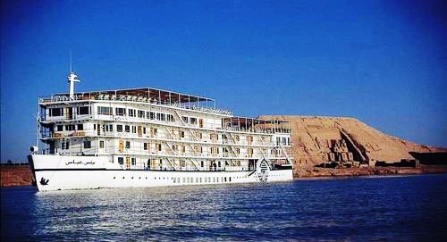 MS Movenpick Prince Abbas 5 Stars lake Nasser cruise Egypt