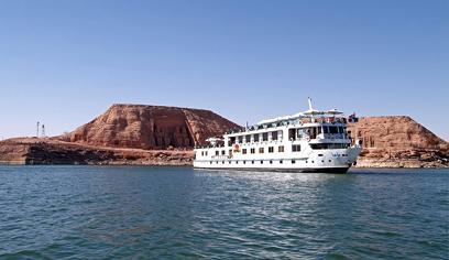 Dahabeya Hadeel 5 Stars Nile Cruise ship