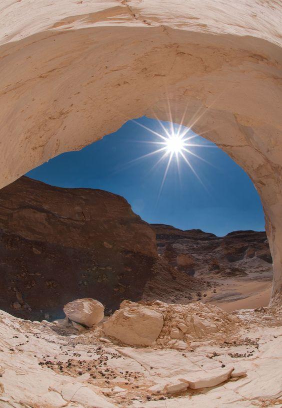 10-ти дневный тур по северо-западной пустыне включая треккинг через Белую пустыню