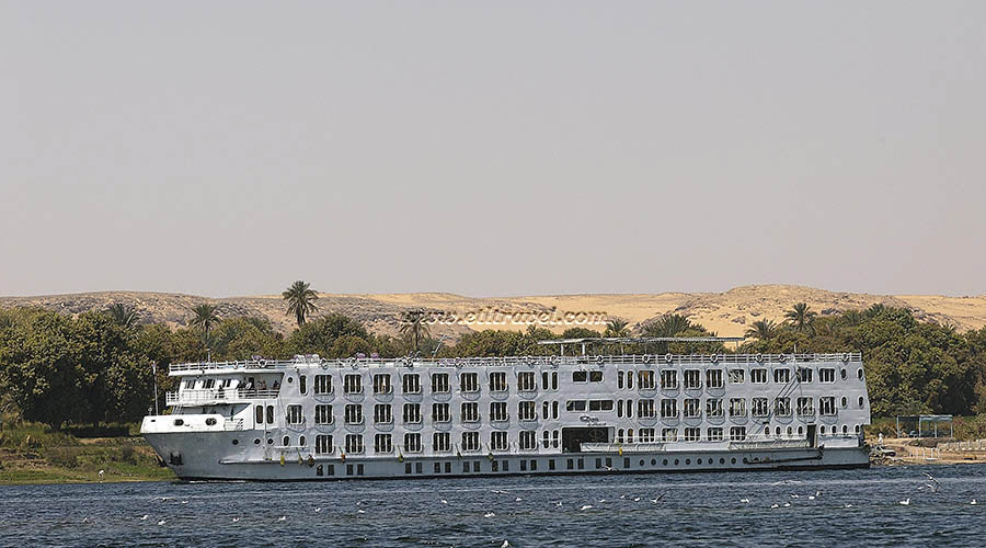 Nile Quest 5 Stars Luxury Nile Cruise ship