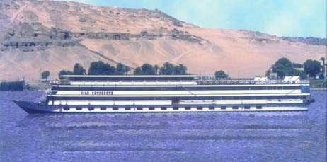 Presidential 5 Stars Nile Cruise ship