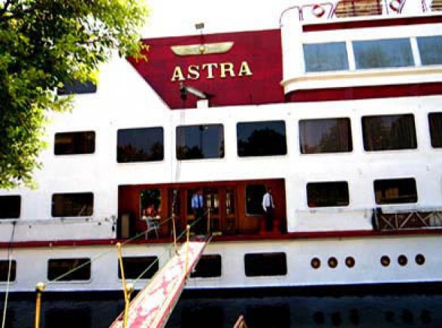 Astra 5 stars Nile Cruise ship