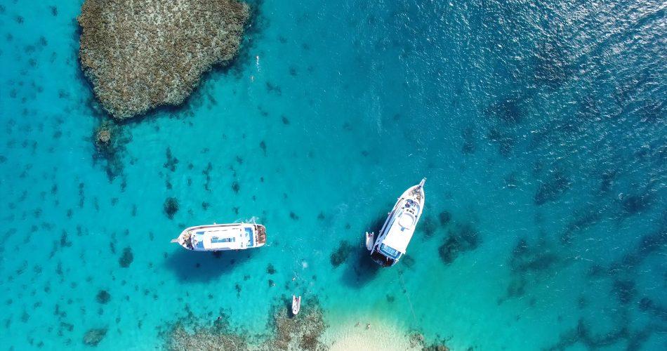 Dykkersteder i Hamata
