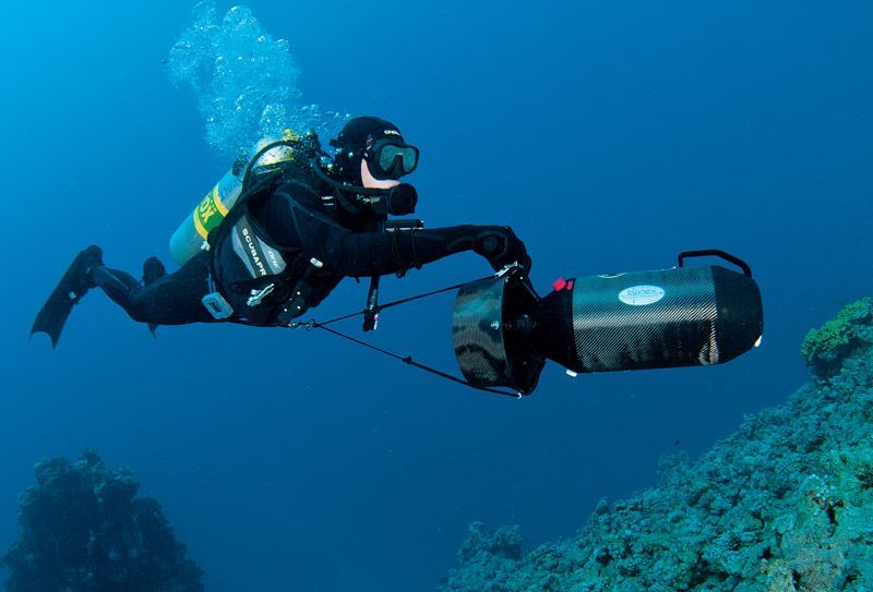 Diver Propulsion Vehicle Specialty Course